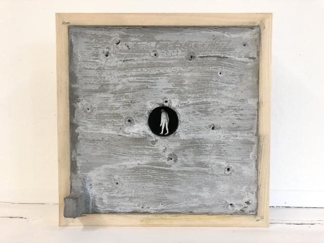 , 'The door of consciousness,' 2018, SinArts Gallery