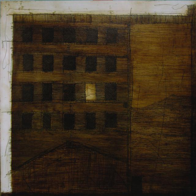 Paul Vincent Bernard, '11th Avenue Before the Storm', 2013, J GO Gallery