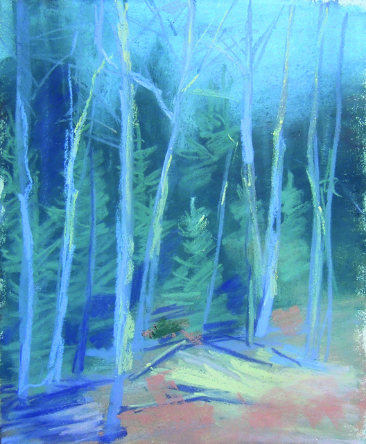 , 'Through the Woods 2,' , Galerie d'Orsay