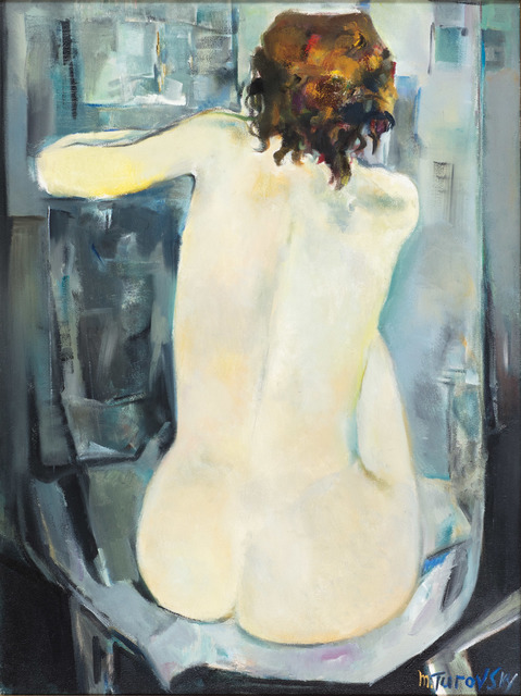 , 'Seated Woman by the Window,' ca. 2015, Vail International Gallery