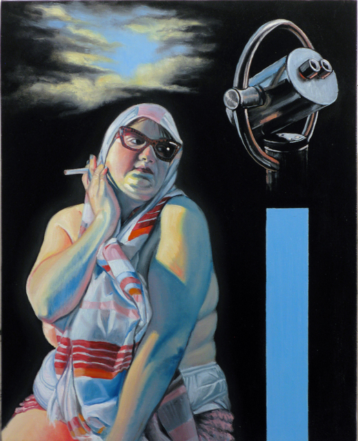 , 'Untitled 010 (Babushka),' 2015, Benjaman Gallery Group