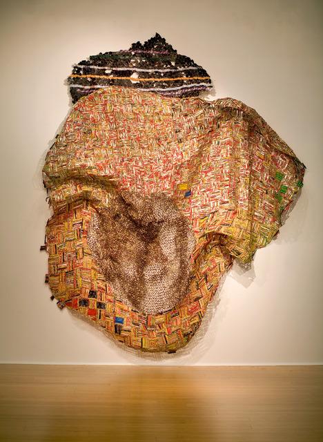 , 'Iris,' 2012, October Gallery