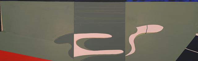 , 'Olive,' 2017, SILAS VON MORISSE gallery