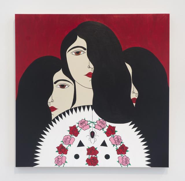 , 'Sub Rosa,' 2017, Denny Gallery