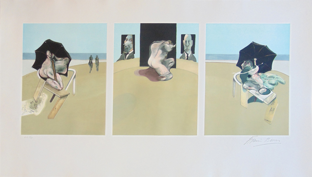 , 'Triptych 1974-1977,' 1981, Gilden's Art Gallery