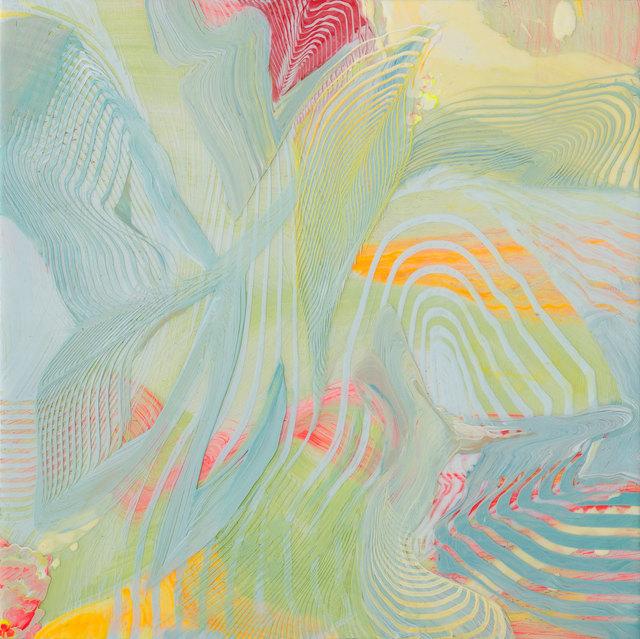 , 'Plumose Structure,' 2017, K. Imperial Fine Art