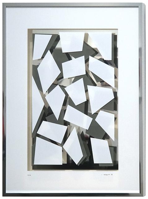 , 'Farbduett WS,' 2017, Fils Fine Arts