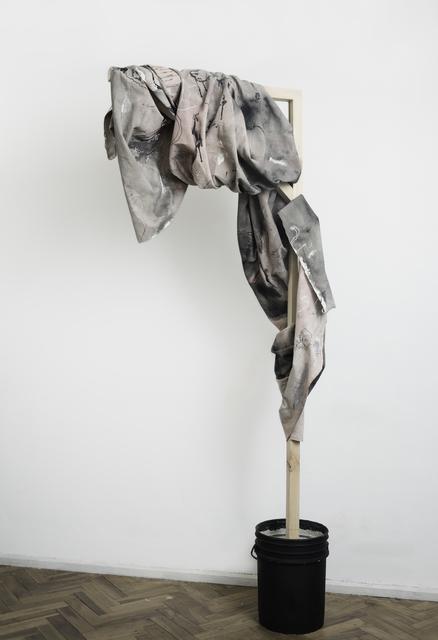 , 'Estandarte,' 2016, Pasto