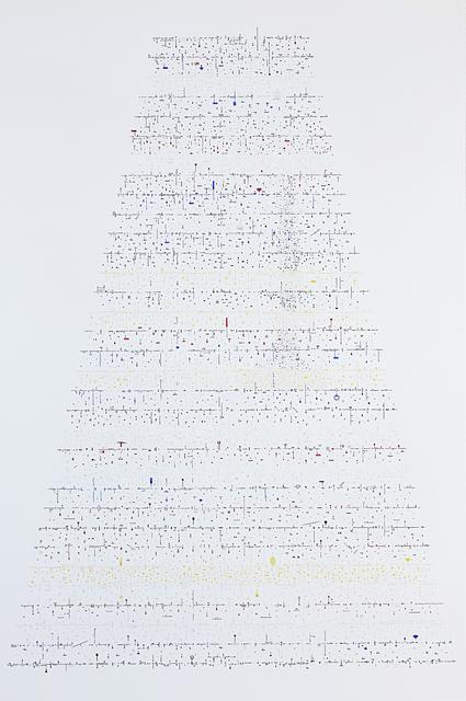 , 'Techtonic ,' 2017, Galeria Nara Roesler