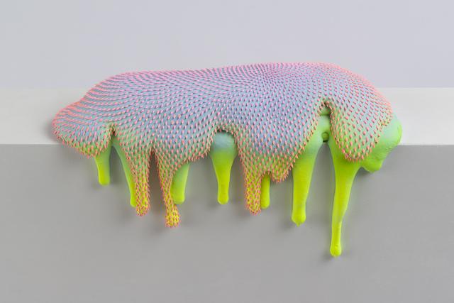 , 'Hooked,' 2017, Hashimoto Contemporary