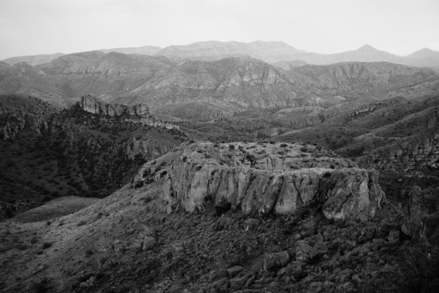 Michael Berman, 'Mesa Rancho Diablo, from Perdido', 2016, Etherton Gallery