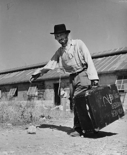 Robert Capa, '1948-1950', Il Ponte