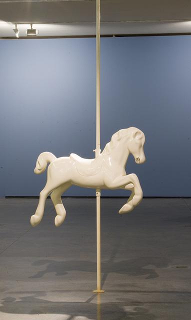 , 'Cavalo branco,' 1998, Museu de Arte Moderna de São Paulo (MAM)