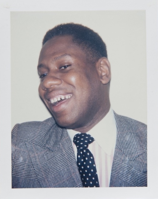 Andy Warhol, 'Andy Warhol, Polaroid Photograph of Andre Leon Talley, 1984', 1984, Hedges Projects