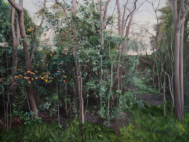 , 'Beside the Tracks,' 2015, Hill Smith Gallery