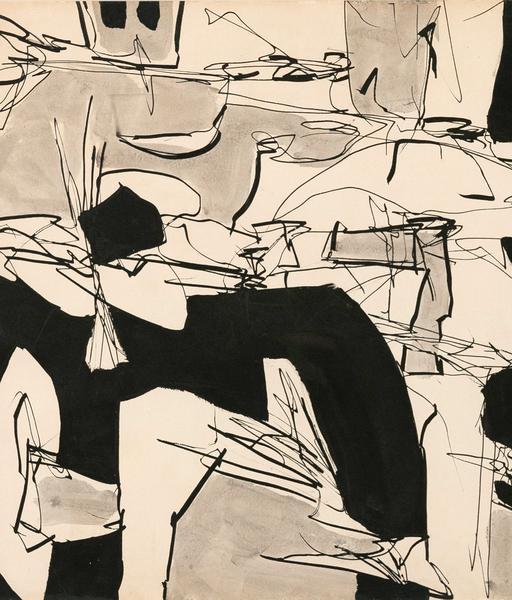 , 'Dance Party,' 1952, Caviar20