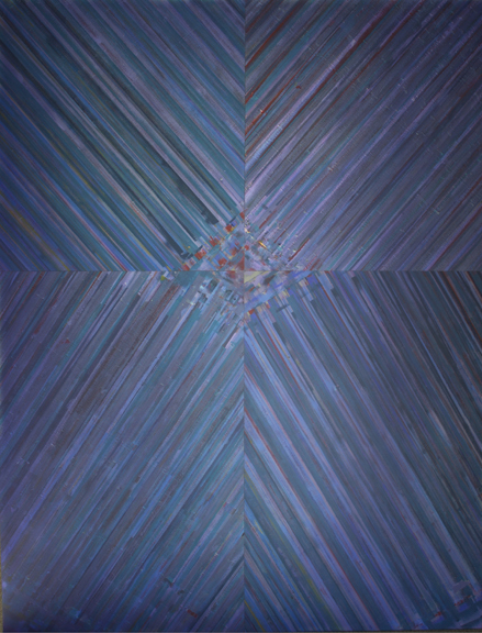 , 'Artifact No. 1 Violet (Night) ,' , FP Contemporary