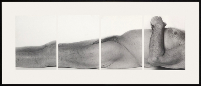 , 'Self Portrait, Reclining Body, No 4,' 2000, Travesia Cuatro