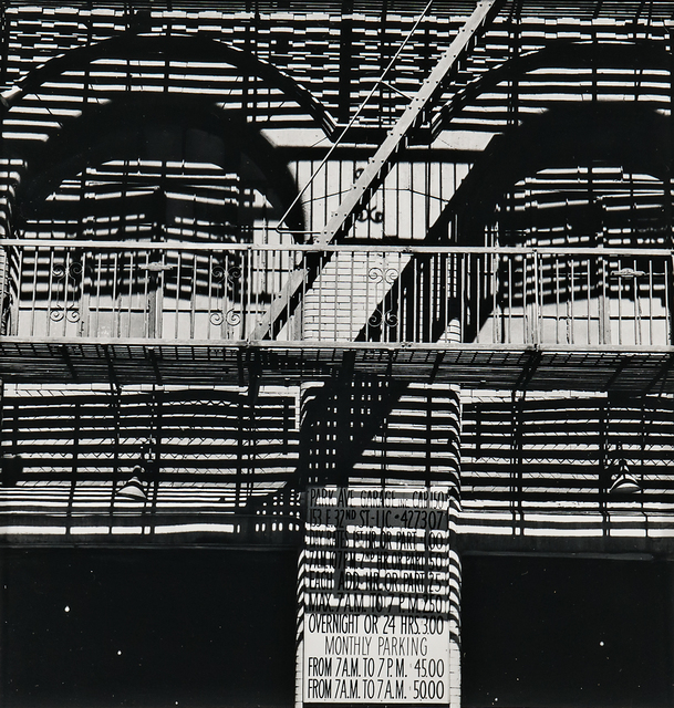 'Eight Plates from A Portfolio of Thirteen Photographs to Commemorate...the New Home of the Anthology Film Archives...', Skinner