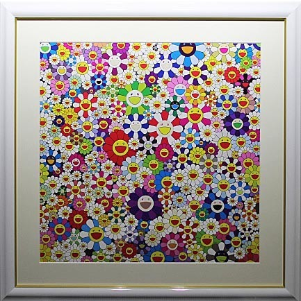 Takashi Murakami, 'If I Could Reach That Field Of Flowers, I Would Die Happy', 2010, EHC Fine Art