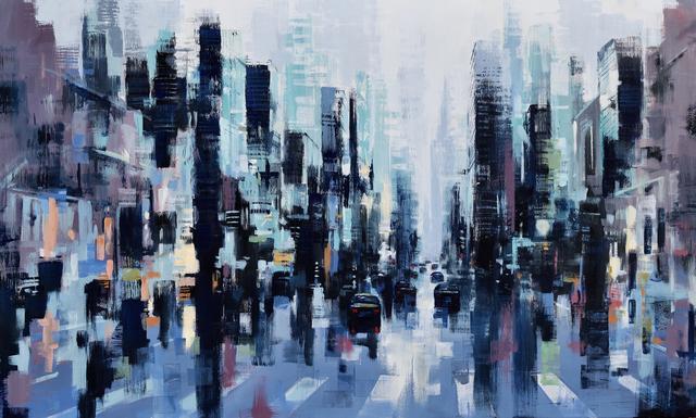 Robert Séguin, 'Urbania 116', 2017, Galerie Bloom