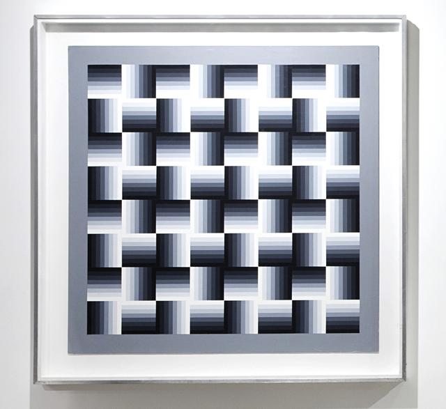 , 'gamme a quatre positions,' 1959, Galeria Nara Roesler
