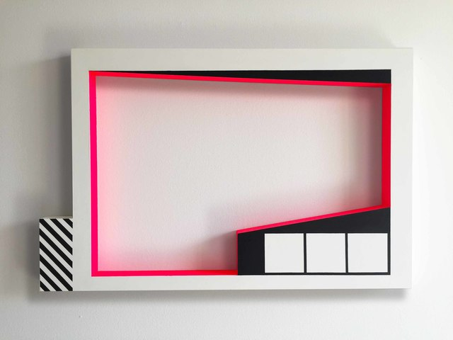 , 'Circles around me I.,' 2016, Faur Zsofi Gallery