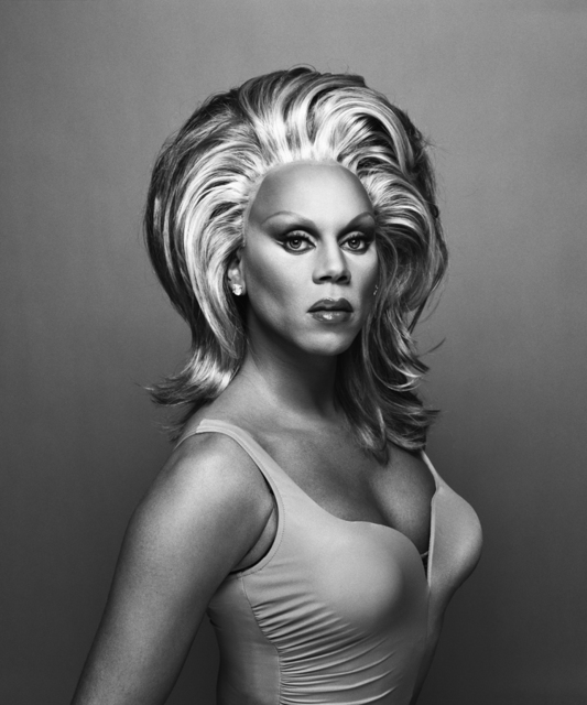 , 'Rupaul,' 1998, Staley-Wise Gallery