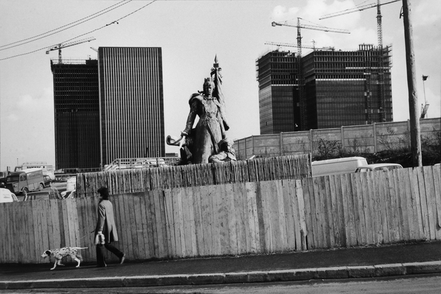 , 'LA DEFENSE, PARIS, FRANCE, 1972,' 1972, Huxley-Parlour