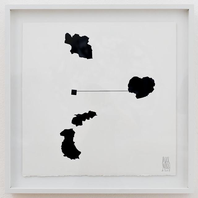 , 'Corte Pequeño 2,' 2017, Terreno Baldío
