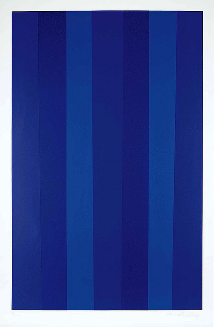 , 'Blue Quantifier (Ed. 27 of 40),' 1992, Han Art