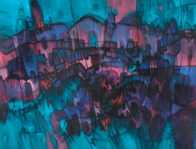 J. Bardin, 'Oaxaca, Mountain View Mexico', Jerald Melberg Gallery