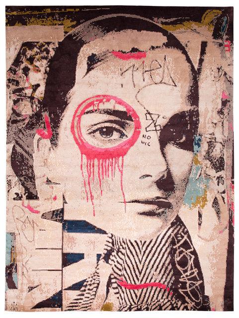 , 'Dain Pearl,' 2014, Joseph Carini Carpets