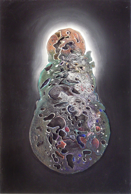 , 'Chrysalis,' ca. 1968, Charles Nodrum Gallery