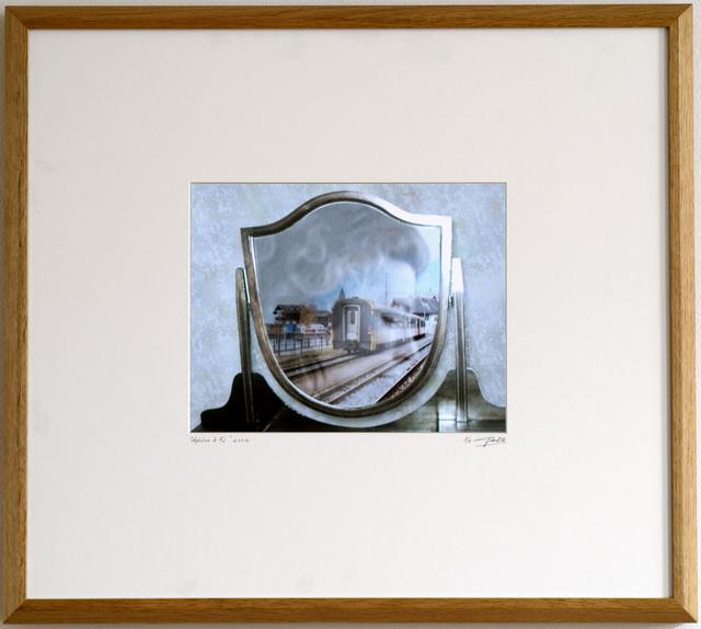 , 'Adieu a.K.,' 2004, GRIMM