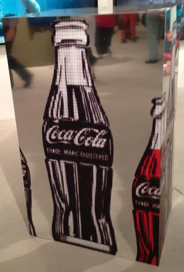 Alex Guofeng Cao, 'America's Favorite Moment: CocaCola vs JFK, After Warhol', 2013, Contessa Gallery