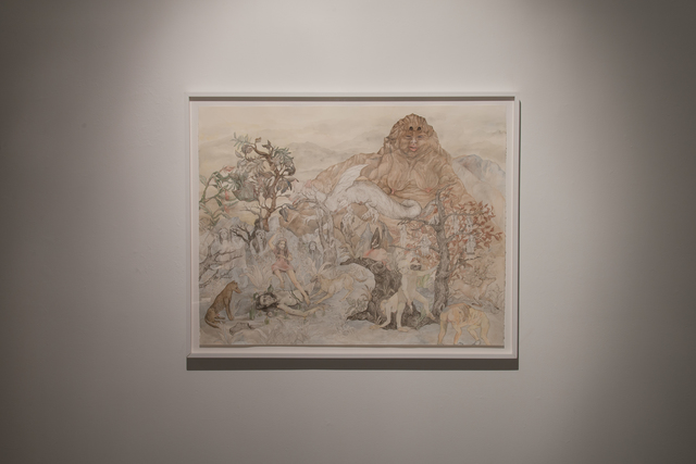 , 'Raising the Dead,' 2008, Los Angeles Contemporary Exhibitions