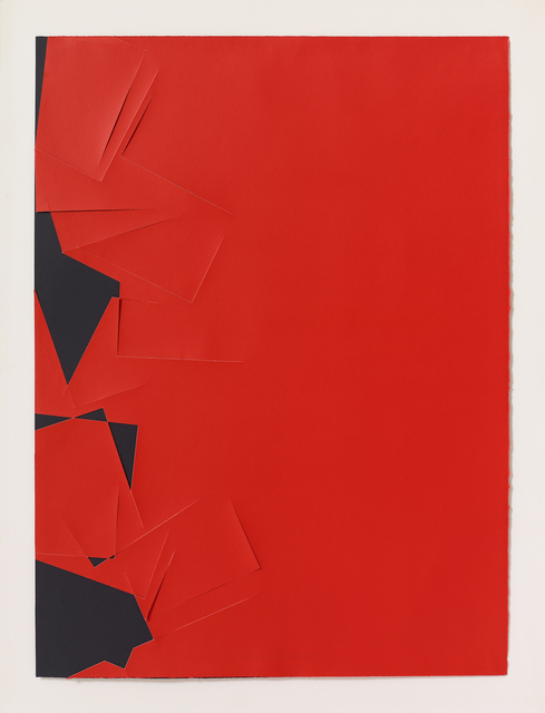, 'Untitled Cut, D#13,' 1977, Bookstein Projects
