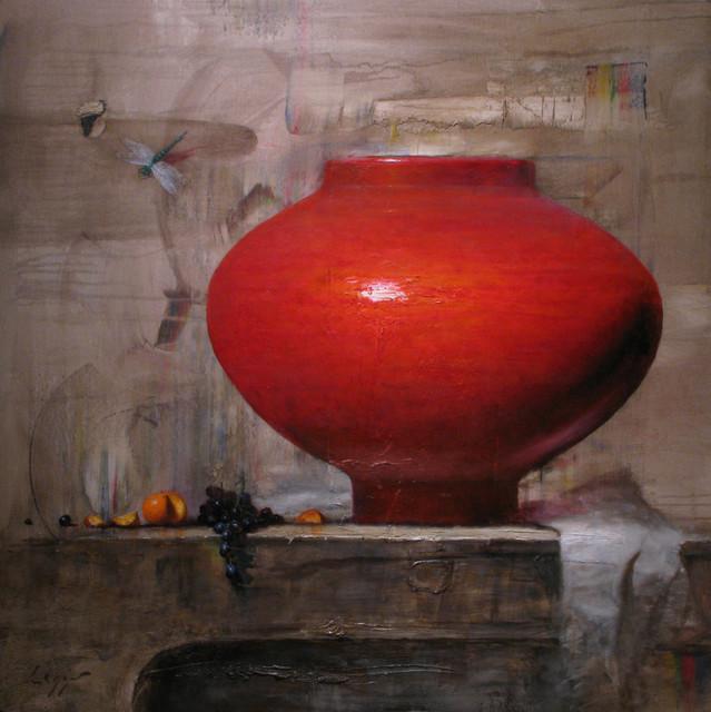 Douglas W Kacena, 'Red Resurrection', 2016, k contemporary