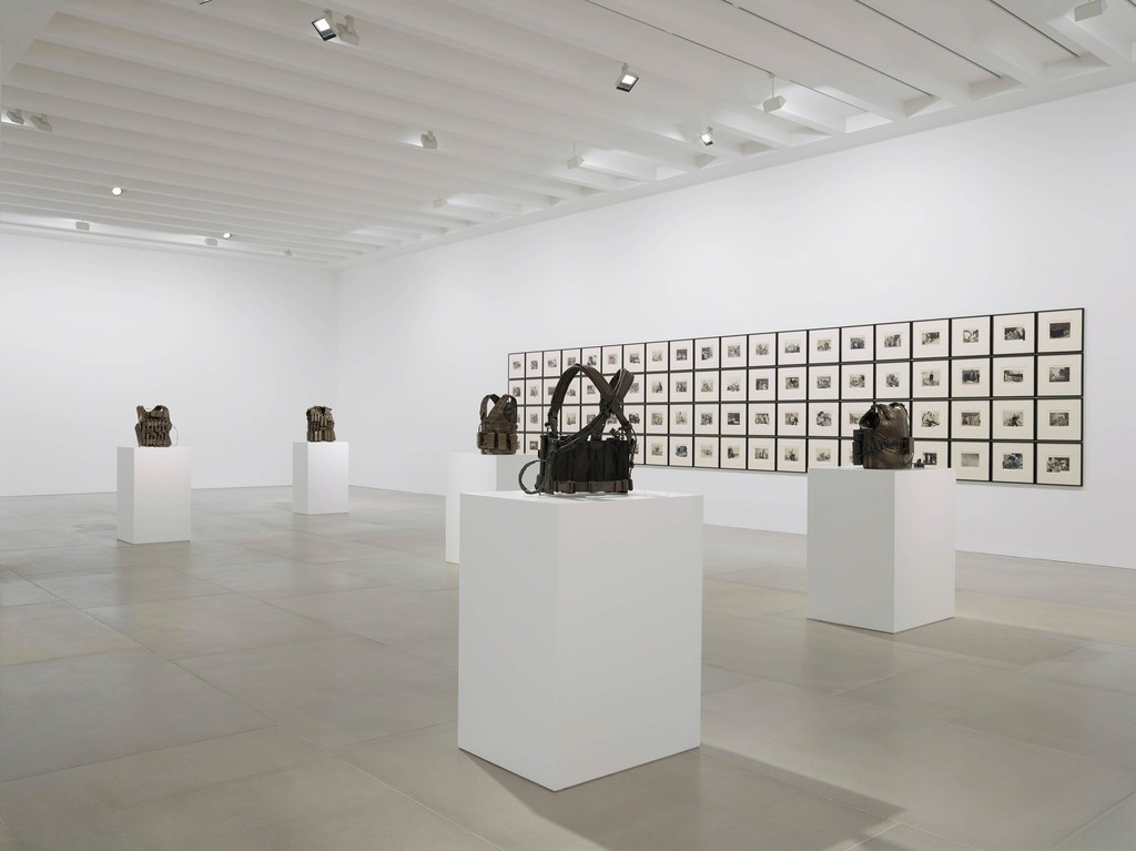 Jake and Dinos Chapman, The Disasters of Everyday Life, 2017, Installation view, Courtesy the artists and Blain Southern. Photo: Peter Mallet