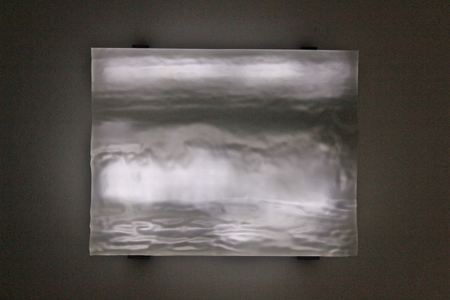 , 'Topography Reconstruction (Wave),' 2014, Hosfelt Gallery