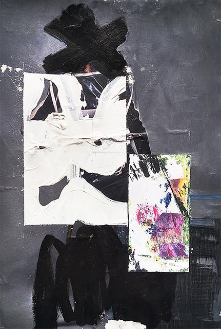 , 'Le Nuage et Soulages,' 2016, Z Gallery Arts