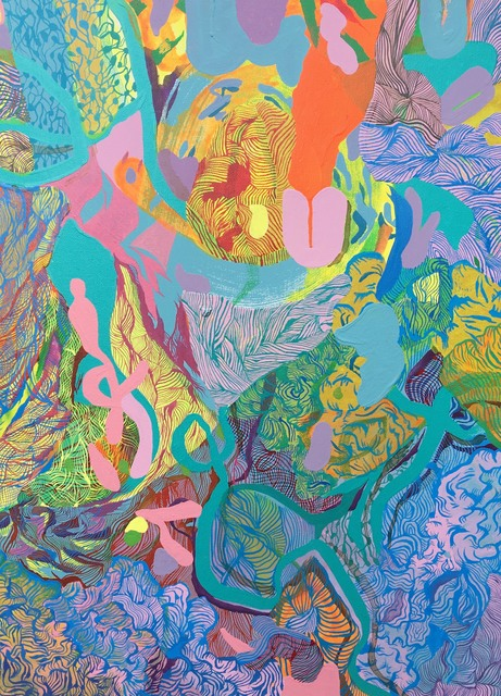 , 'Ocean Inside,' 2017, Helikon Gallery & Studios