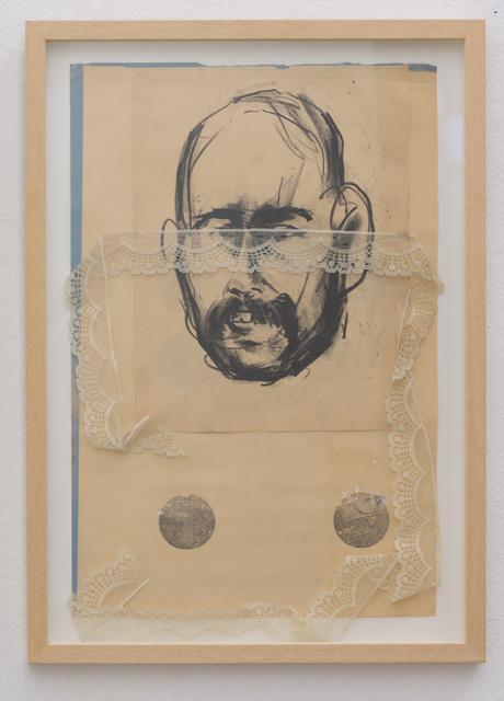 , 'Maps,' 2017, Christine König Galerie