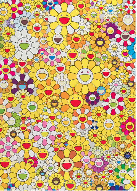 Takashi Murakami, 'An Homage to Monogold, 1960 A', 2012, Kunzt Gallery