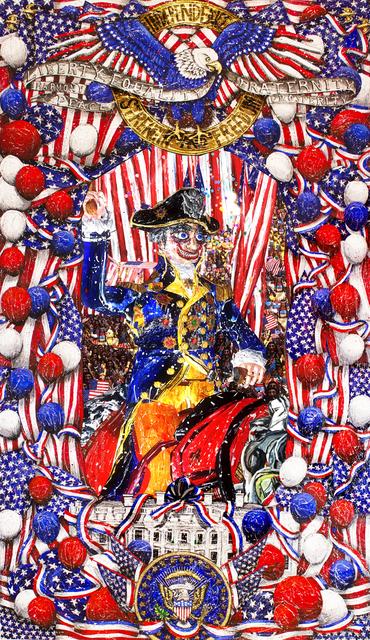 , 'The American Fabius,' 2016, Luis De Jesus Los Angeles