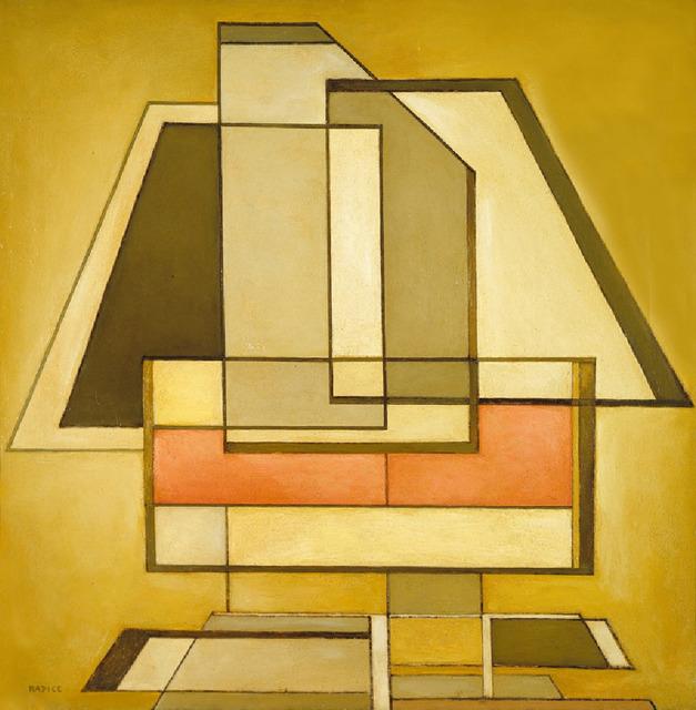 , 'RS 75,' 1950-1952, Cardelli & Fontana artecontemporanea