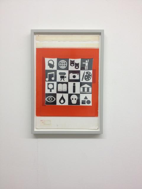 , 'Untitled,' 1983, Mai 36 Galerie