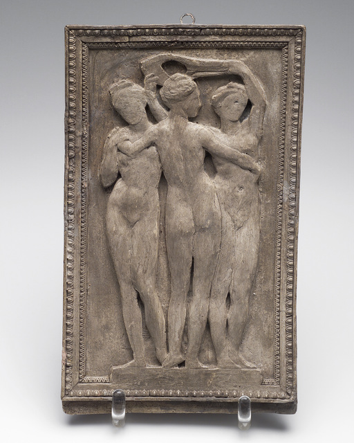 , 'The Three Graces,' 1916-1918, Museum of Fine Arts, Boston