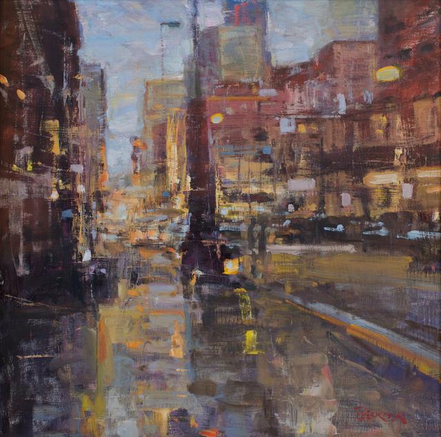 , 'Evening Glow,' 2015, Abend Gallery